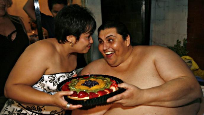 Muere el mexicano más gordo del mundo