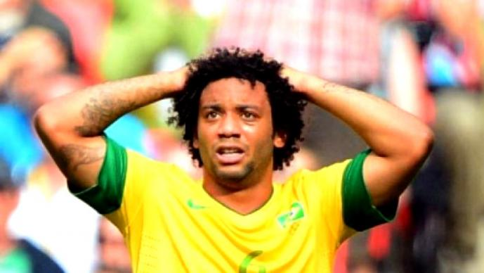 Marcelo, lateral brasileño