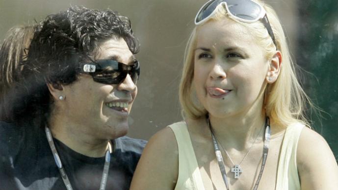 Maradona, Verónica Ojeda