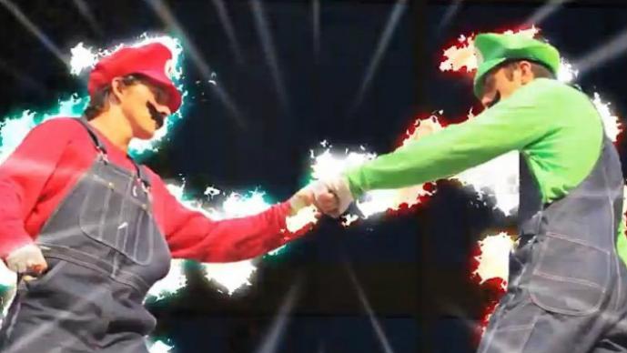 Mario Bross, Luigi