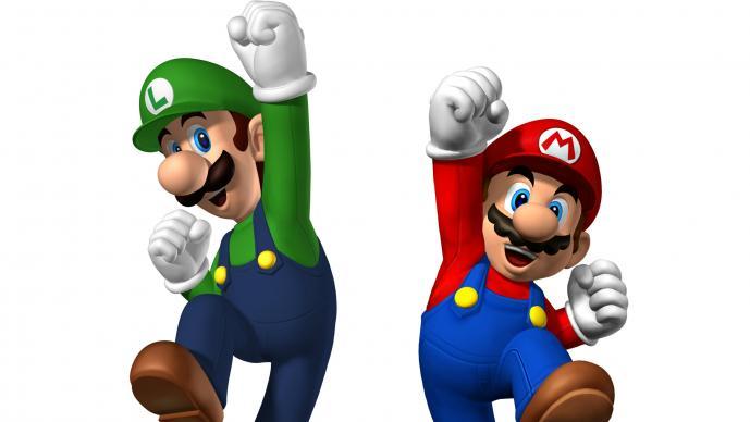 Luigi y Mario