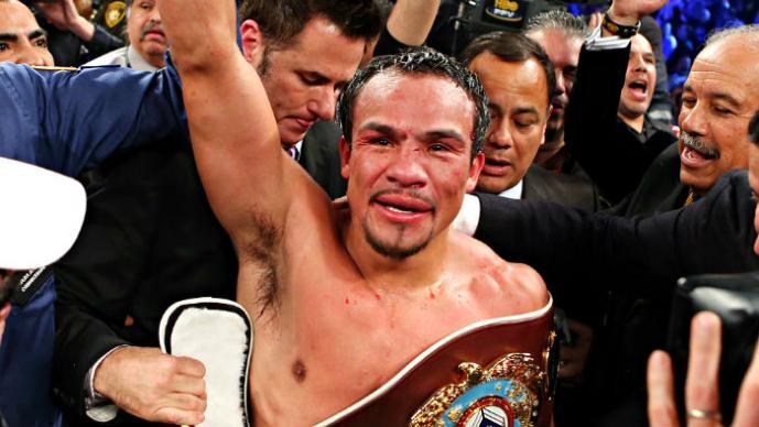 Los mejores golpes de la pelea Márquez vs. Alvarado
