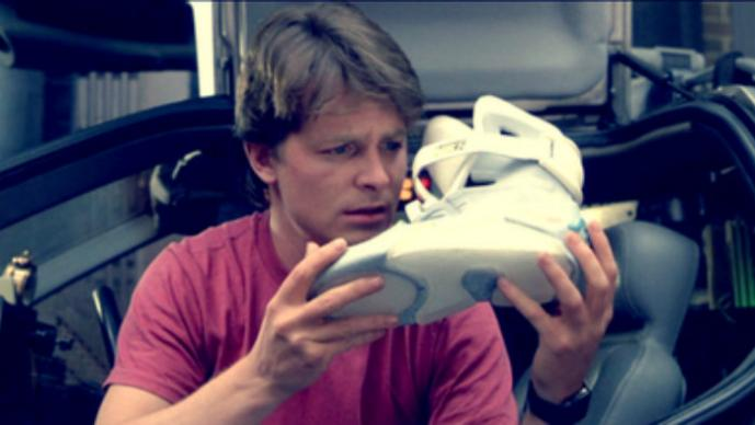 Marty McFly, Nike