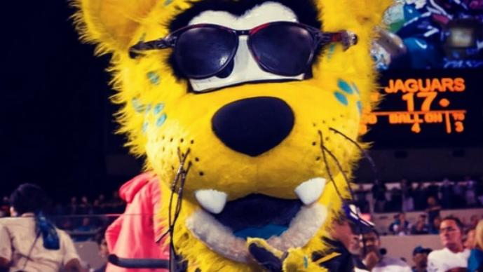 mascota jaguares