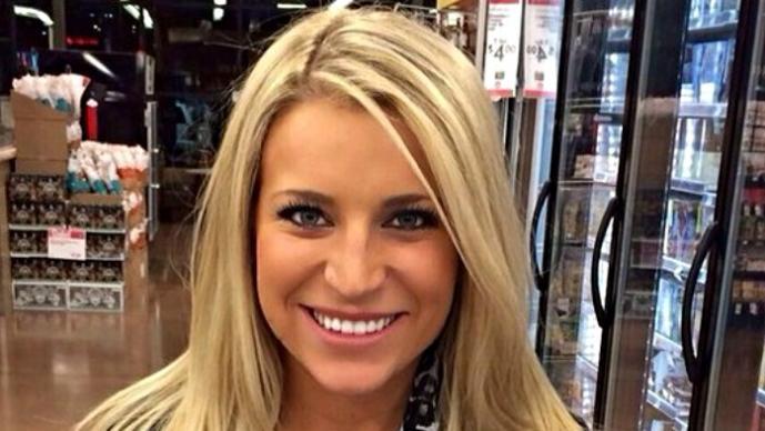 Sexy conductora quiere ser la próxima estrella del golf, Meghan Hardin