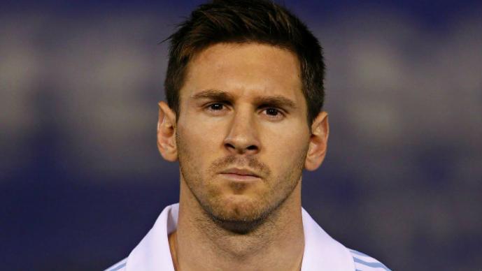 Messi recibió oferta para jugar con la selección de España