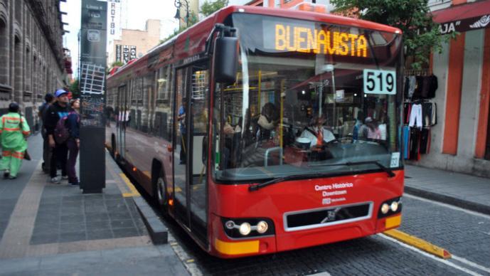 Línea 1 del Metrobús