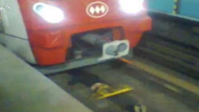 Metro, chile
