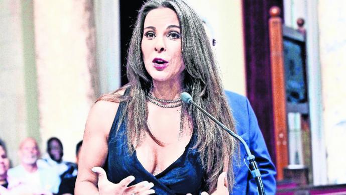 Kate del Castillo (Foto: Archivo El Gráfico)