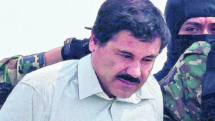 Joaquín Guzmán Loera (Foto: Archivo El Gráfico)