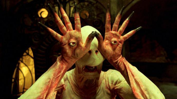 Los personajes más extraños creados por Guillermo del Toro