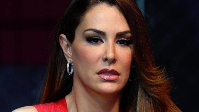 Ninel Conde es acusada de asesinato por Giovanni Medina