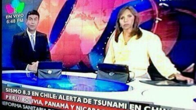 Noticiario, Telesur