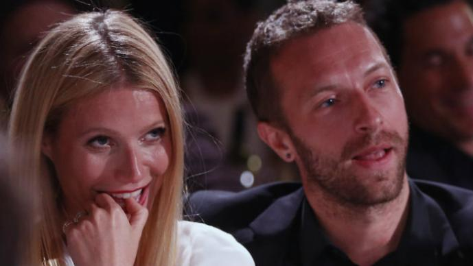 Gwyneth Paltrow, Cris Martin
