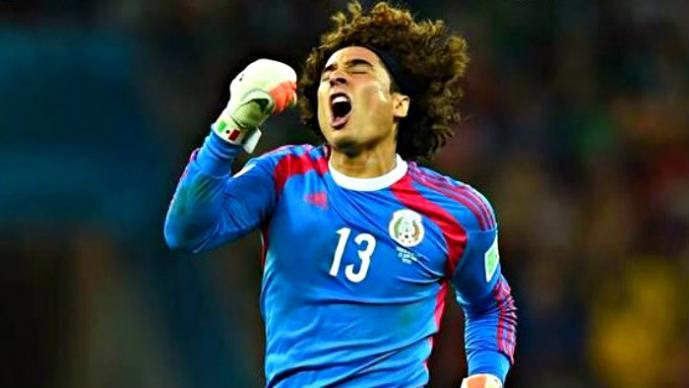 Memo Ochoa es elegido como mejor portero del Mundial
