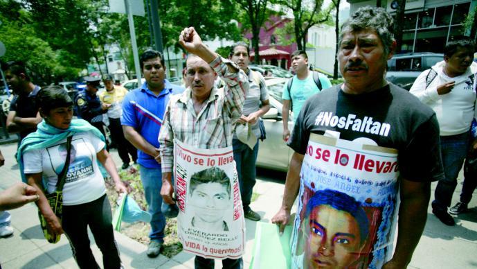 Procuraduría General refrenda compromiso de esclarecer caso Iguala
