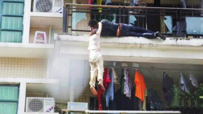 Pareja intentó suicidarse tres veces