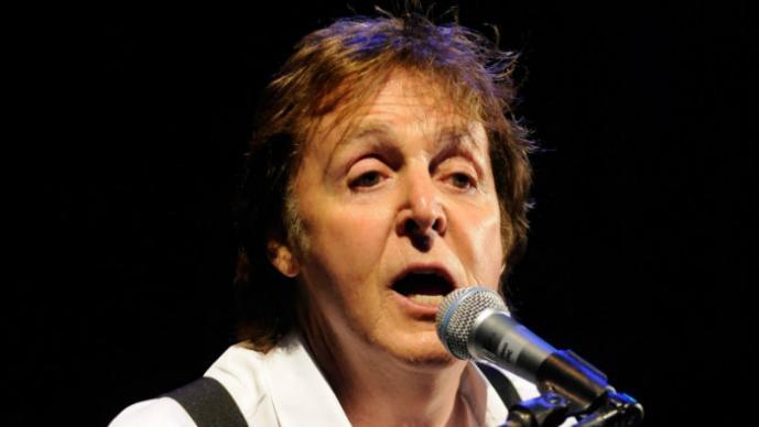 Paul McCartney casi muere ahogado