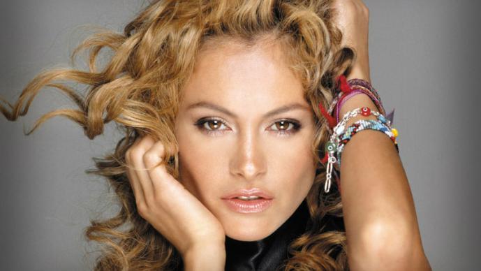 Paulina Rubio Muy Sexy A Sus 42 Fotos El Gráfico Historias Y