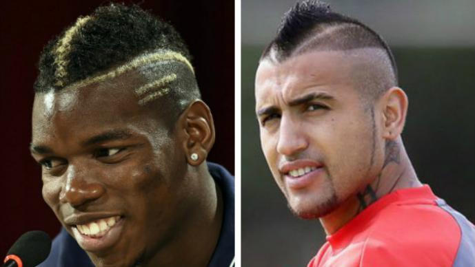 peinados mundialistas