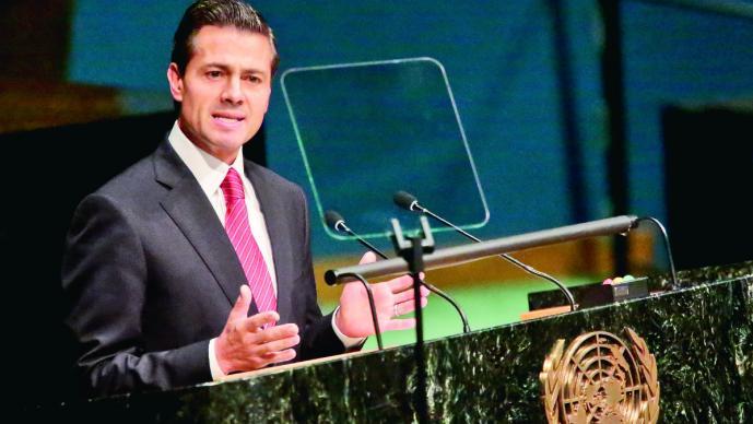Enrique Peña Nieto (Foto: Archivo El Universal)