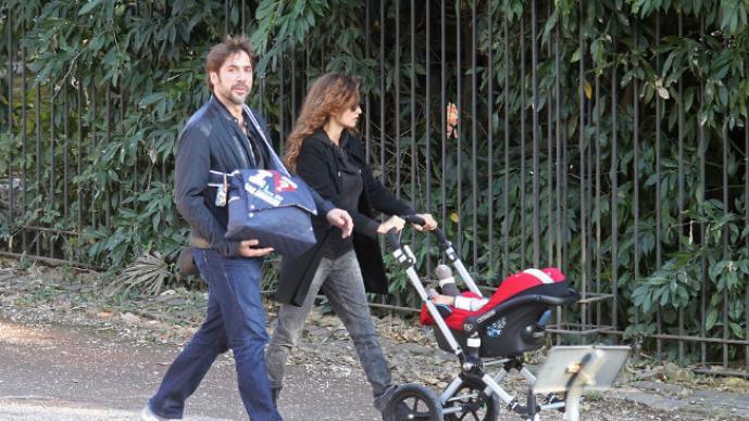 Penelope y Javier