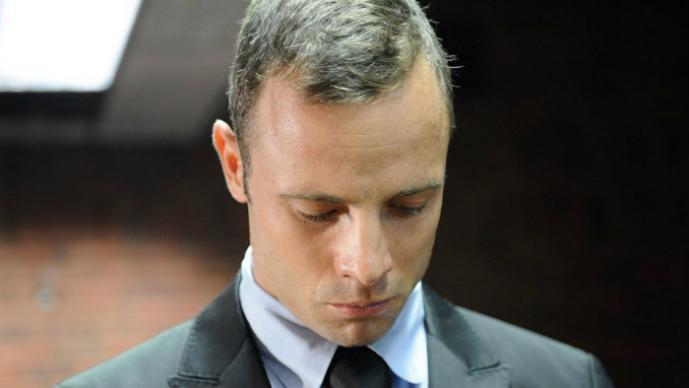"""Jueza señala a Oscar Pistorius como """"no culpable"""" por matar a su novia"""