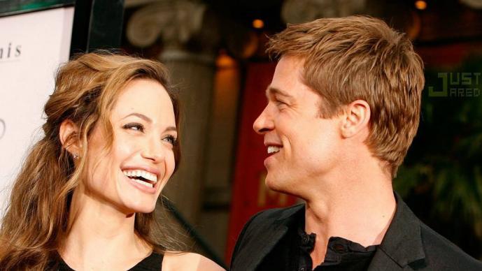 Angelina Jolie, Brad Pitt,