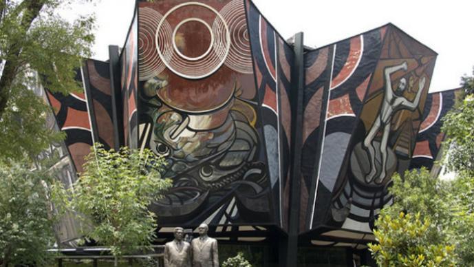Centro Cultural Polyforum Siqueiros