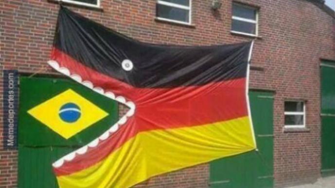 Brasil- Alemania