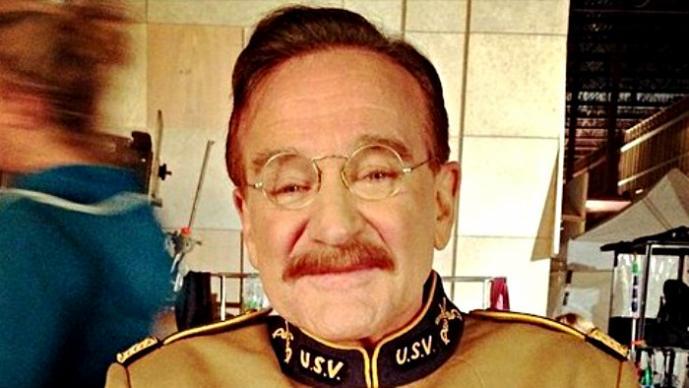Robin Williams y sus mejores momentos en Instagram