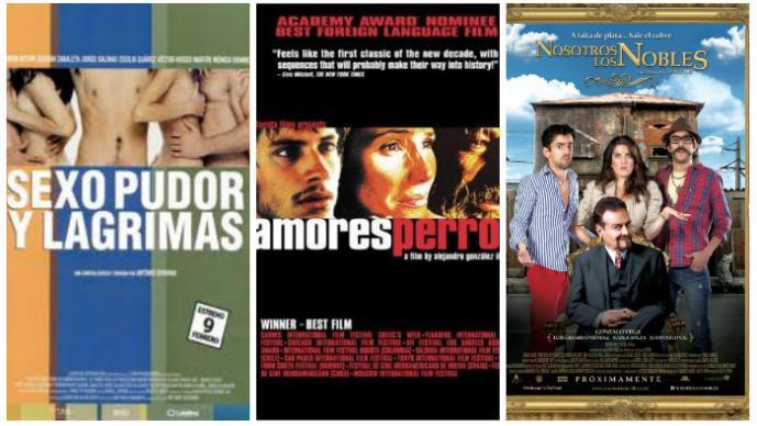presupuesto cine mexicano