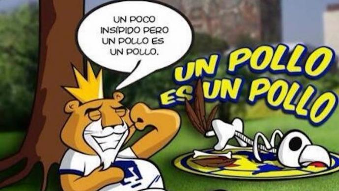 Los Memes Del Pumas Vs América El Gráfico Historias Y Noticias En