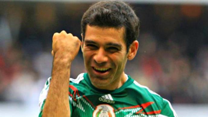 ¡Confirmado! Rafa Márquez jugará en Italia