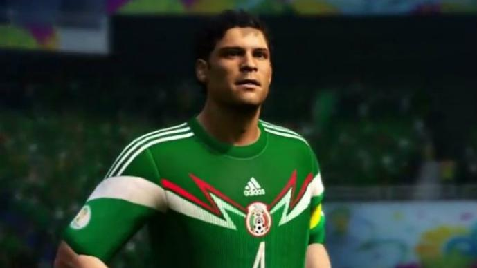 Rafael Márquez, FIFA, FIFA World Cup 2014