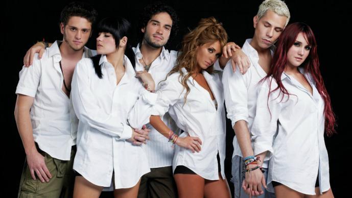 RBD (Foto: Archivo El Universal)