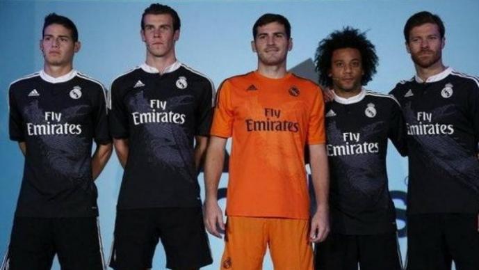 Los memes de la nueva playera del Real Madrid
