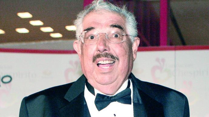 Rubén Aguirre (Foto: Archivo El Gráfico)
