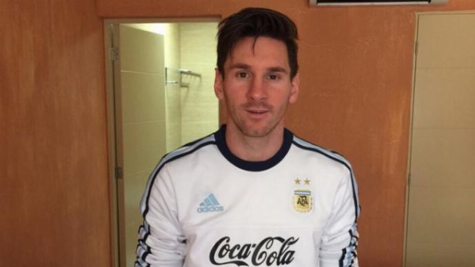 Leo Messi (Foto:Cortesía Instagram)