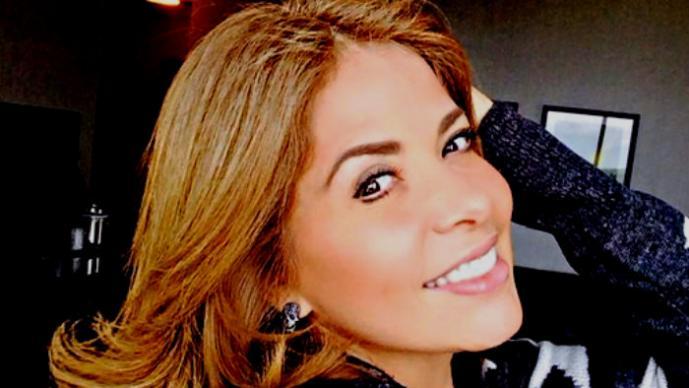 Gloria Trevi disfruta lo mejor de Chile