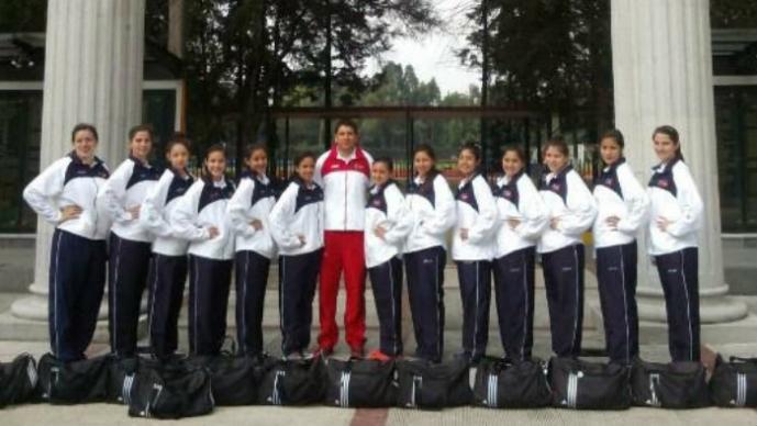 Selección mexicana de basquetbol femenil
