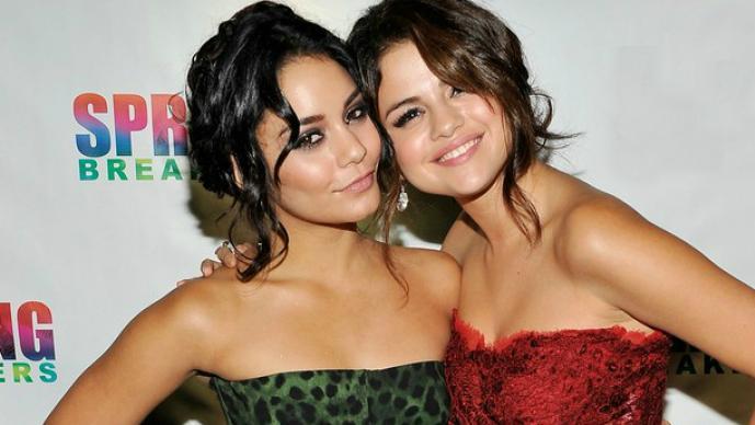 Vanessa Hudgens y Selena Gómez