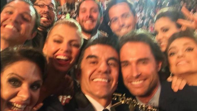 Selfie, Adrian Uribe, TvyNovelas, Premios