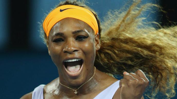 Serena Williams acude a boda en traje de baño | FOTOS
