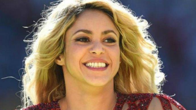Shakira embarazada