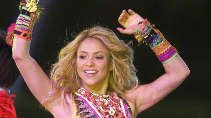 Shakira, Waka, Waka,