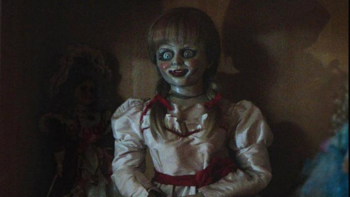 Annabelle (Foto: Twitter Warner Bros)
