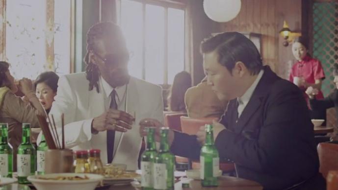 Snoop Dogg, Psy