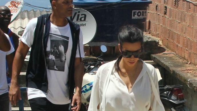 El hijo del actor sostiene una relación sentimental con la hermana de Kim