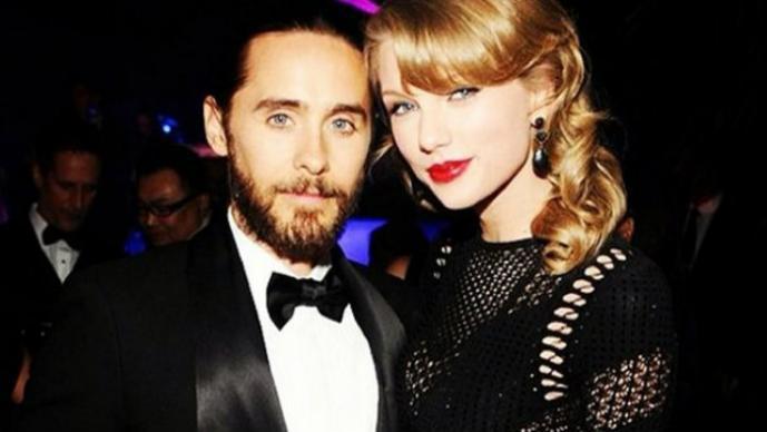 Jared Leto, Taylor Swift